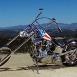 Harley motorcycle from 'Easy Rider' to be sold at auction