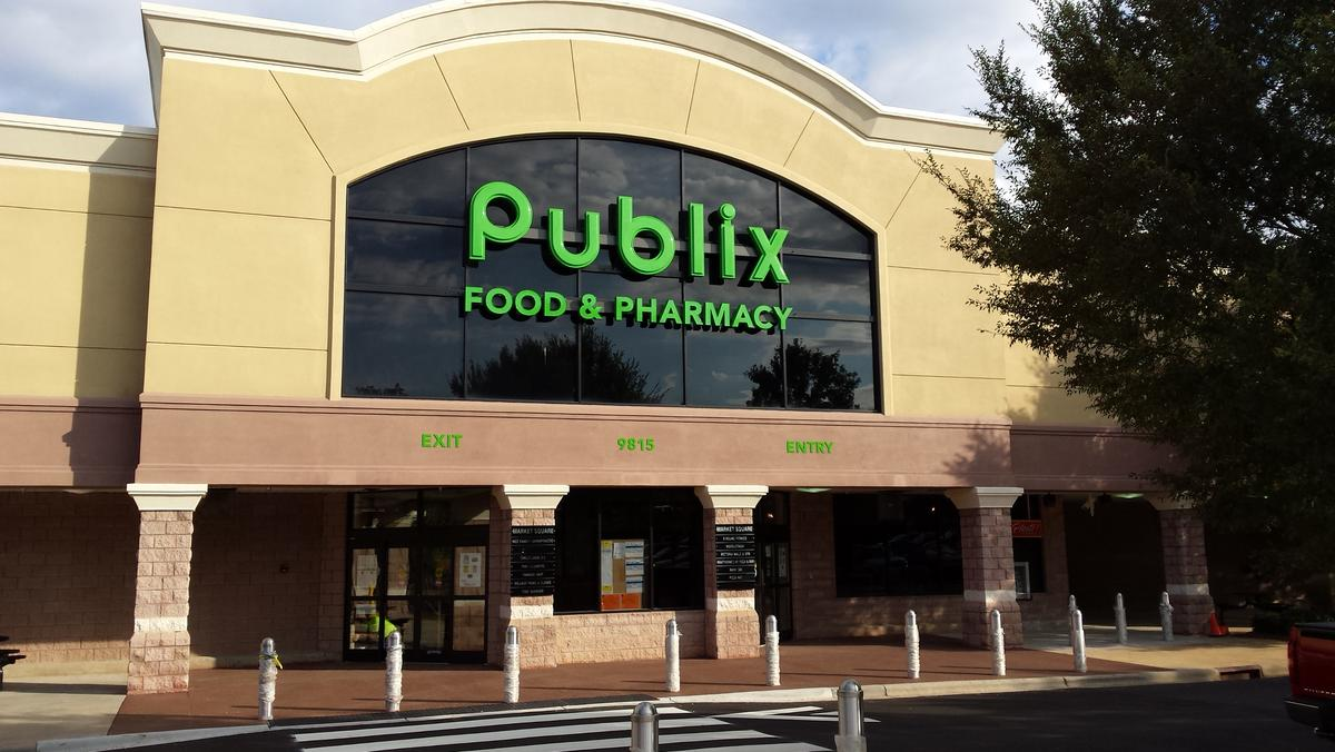 Rezoning filed for development of a Publix store in ...