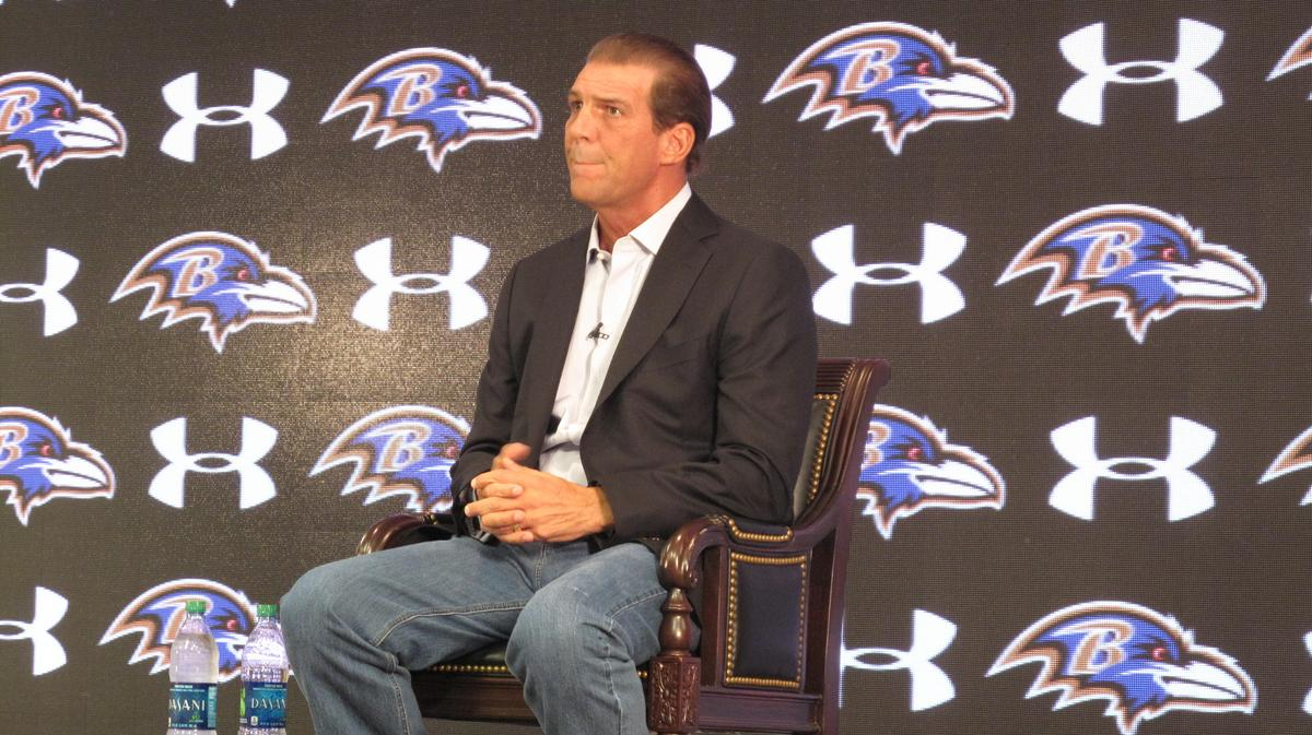 Ravens owner Steve Bisciotti blames Ray Rice associates for 'accusations' in ESPN report - Baltimore Business Journal