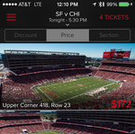 Meet the sports ticketing app that scored big-name investors