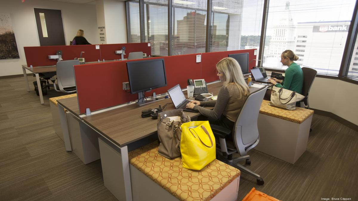 PwC Moves Into Its New Office In Downtown Cincinnati: PHOTOS (Video)    Cincinnati Business Courier