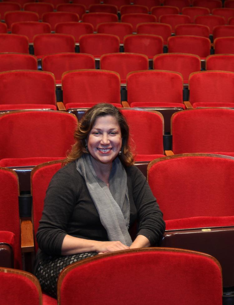 Georgiana Young is the chief programming officer at the David A. Straz, Jr. Center for the Performing Arts.