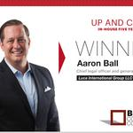 2014 Best Corporate Counsel: Up and Comer
