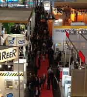 Hannover Messe is the world's leading industrial trade show.