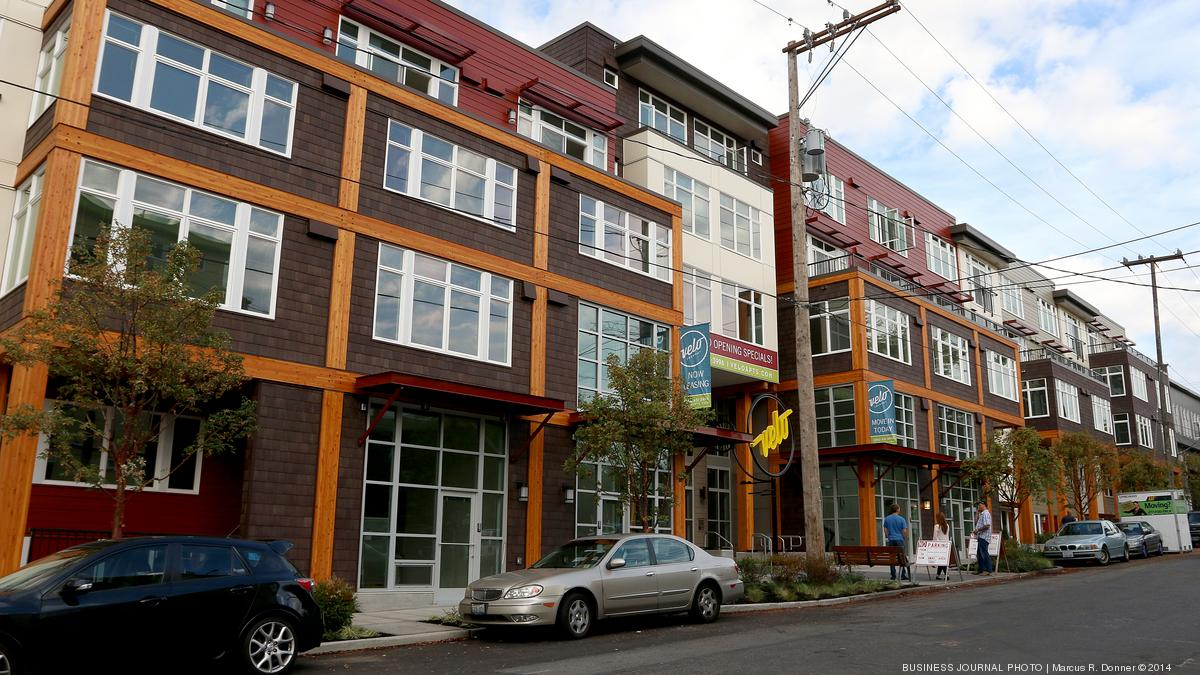 Seattle renters paid 8.6% more this year; higher rents ...