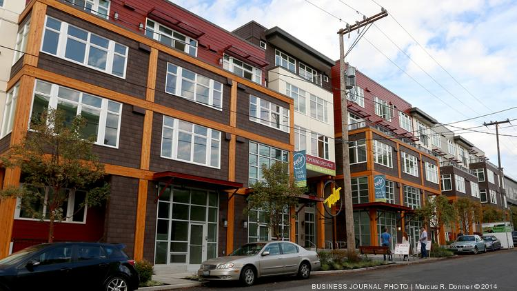 Thousands Of New Apartments Are Being Built In Seattle, And As A Result The  In