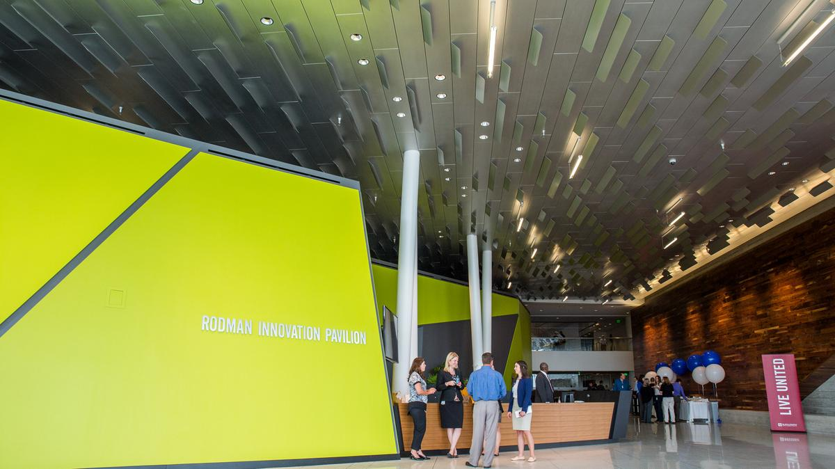 Black & Veatch shows off completed $60M HQ expansion ...