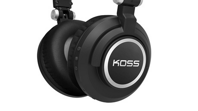 how to connect koss wireless headphones