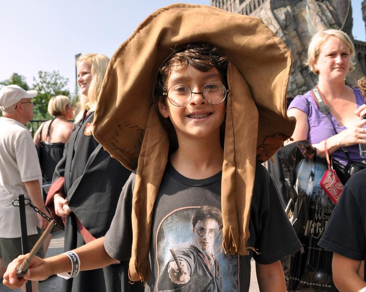 June 18, 2010: Universal opens the Wizarding World of Harry Potter at Islands of Adventure, and the rest was history.