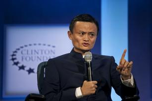 Jack Ma says Alibaba in 'dangerous moment' of great expectations, but seems to relish it