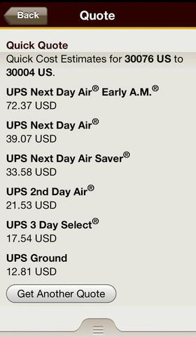 UPS launches iPad app - Louisville Business First