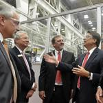 CPCC receives $32M in-kind donation from Siemens for advanced-manufacturing training