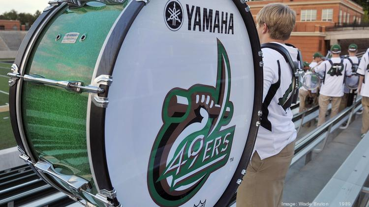 UNC Charlotte Receives 2M For Marching Band Facility Scholarships