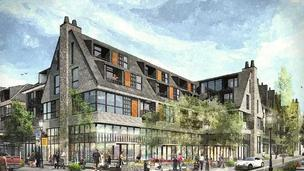 Portland developer Patrick Kessi's project for downtown Lake Oswego got the green light from the Oregon Supreme Court today, which put an end to legal opposition to the development.