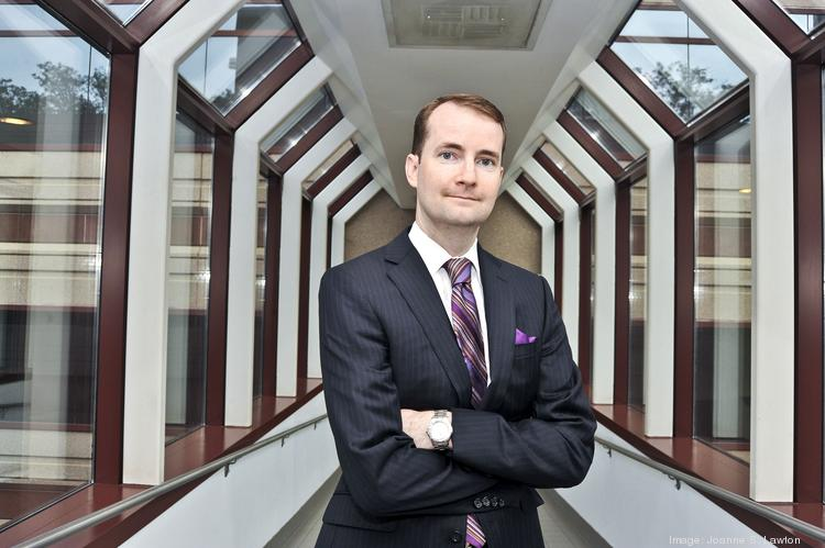 JPMorgan Chase's Matt Beardall began leading its D.C., Maryland and Virginia mid-market commercial banking 14 months ago.