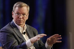 "Eric Schmidt bestows ""humans"" with 9 secrets to joyful emailing"