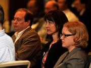 Nearly 200 people attended the 2013 Spring Defense Forum on Thursday morning.
