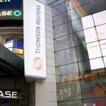 Thomson Reuters agrees to sell intellectual property and science business for $3.55 billion