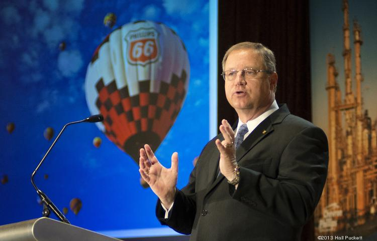Greg Garland, CEO of Phillips 66