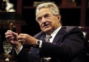 George Soros New York-based Soros Fund Management LLC -- Bought a $30.4 million stake in BMC Software and boosted his stake in Halliburton Co. (NYSE: HAL) by $19.4 million