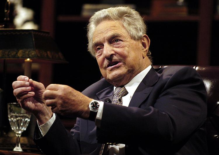 New York billionaire George Soros spent about $98.4 million on new positions in Houston companies in the first quarter.