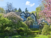 6 (tie). 97210 - Northwest Portland/West Haven-Sylvan Million dollar home sales: 15  Population: 10,887 Mean Household Income: $89,636 Median Home Value: $590,000  This home, located at 2911 N.W. Cornell Rd. in Portland, is currently on the market for $1,395,000. Listing courtesy of MJ Steen, Windermere/C&C Johnson.