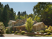 5. 97219 - Southwest Portland Million dollar home sales: 17  Population: 38,709 Mean Household Income: $103,523 Median Home Value: $367,100  This home, located at S.W. Palatine Hill Rd. in Portland, is currently on the market for $1,850,000. Listing courtesy of Justin Harnish, Harnish Properties.
