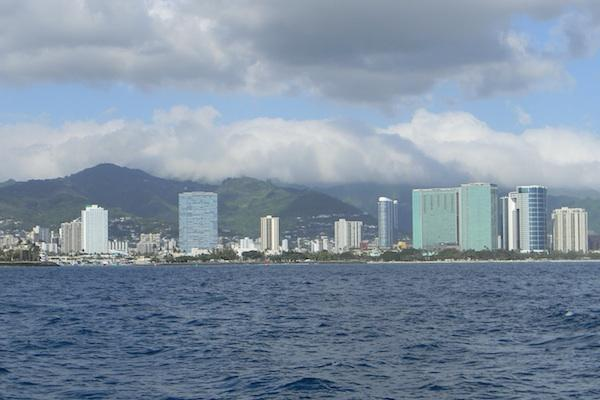 Hawaii economist Paul Brewbaker and Prudential Locations Partner Brandon Lau told brokers last week that the buildout of Kakaako in Honolulu is needed to alleviate the tight housing inventory on Oahu.