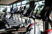 Serrano Country Club recently opened a 4,000-square-foot fitness center that has some of the latest equipment that can't be found in other regional gyms.