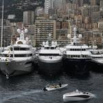 Check out some of the biggest, baddest, most luxurious yachts on display in Monaco