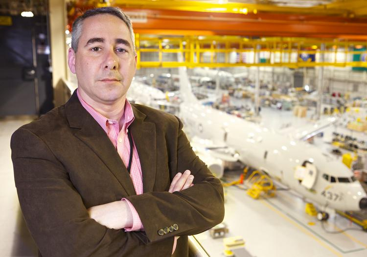 Egan Greenstein, director of business development for the Boeing P-8, says the ''sub killer'' plane is well-suited to the U.S. military's strategic shift to the Pacific, market demand from foreign countries, and the Pentagon's desire to curb operating costs.