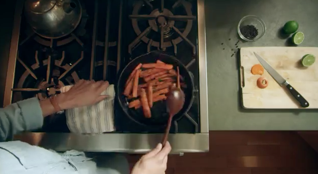 Whole Foods Market has unveiled a new TV spot aimed at consumers in the Midwest.