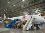 Boeing rides Dreamliner and 737 to record production year