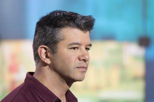 Travis Kalanick thinks Uber's worth $40B and so, apparently, do VCs