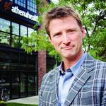 Athenahealth's <strong>Jonathan</strong> <strong>Bush</strong> says business moves forward, Obamacare or not