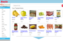 Rosie   online shopping from local grocers   screenshot of shopping platform[1]