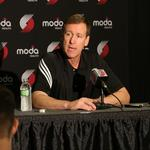 Blazers extend <strong>Terry</strong> <strong>Stotts</strong>' contract after the team's successful 2015-16 campaign