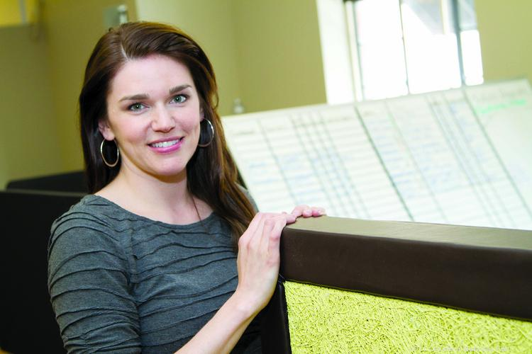 Michelle Galligan bought out her fellow investors and renamed her accounting and executive placement firm ViaVero to move the business forward.