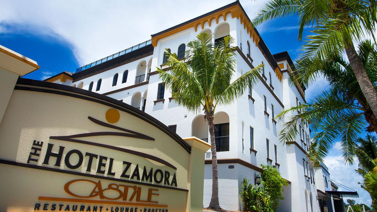 Hotel Zamora On St Pete Beach Brings In Management Company Minority Owner Tampa Bay Business Journal