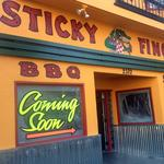 Sticky Fingers opening soon in midtown