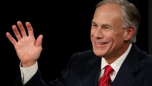 Two Questions With Governor Greg Abbott on the state of women in Texas