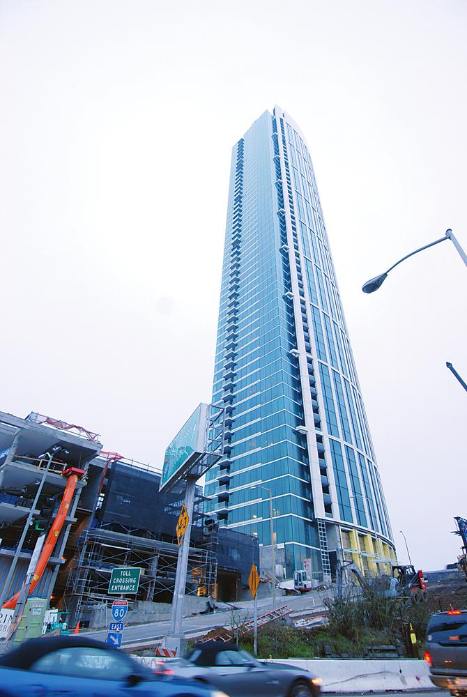 The One Rincon Hill tower is regarded as a condo conversion candidate — one of few in San Francisco.