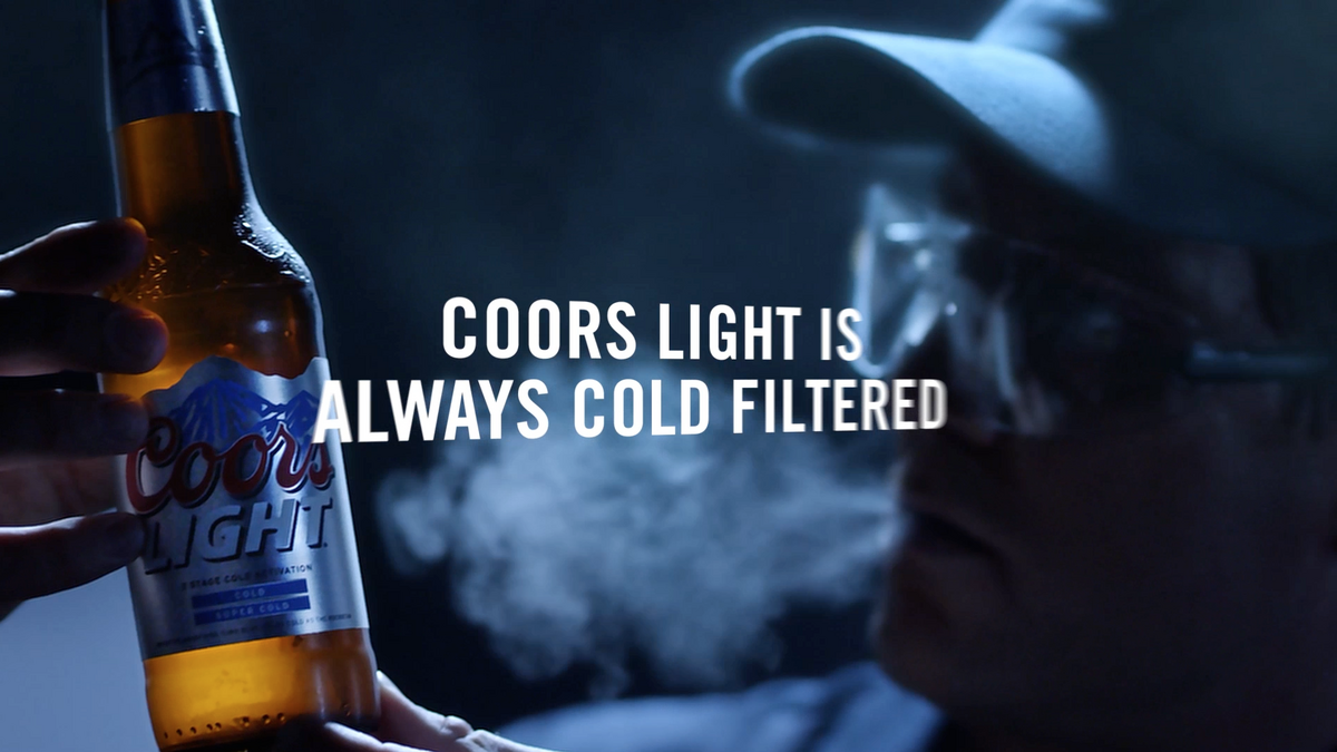 Coors light dodges the silver bullet as new fall ad campaign debuts coors light dodges the silver bullet as new fall ad campaign debuts video chicago business journal aloadofball Image collections