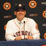 Houston Astros name new manager