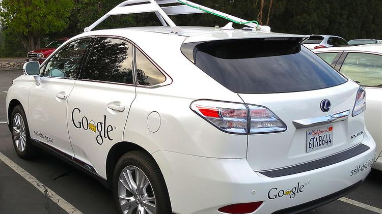 Google's driverless cars can already been seen on Austin streets.