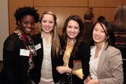 Attendees at the 40 Leaders Under Forty awards ceremony.