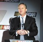 Watch NASCAR's top man talk up Daytona renovation (Video)