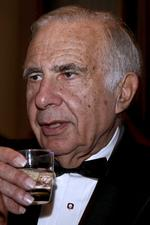 Carl Icahn boosts stake in Transocean, <strong>Dell</strong>