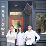 Relocated Marlowe opens today in storied SoMa restaurant space