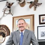 Newsmaker: Colliers' Johnson loves 'chasing business and working deals'